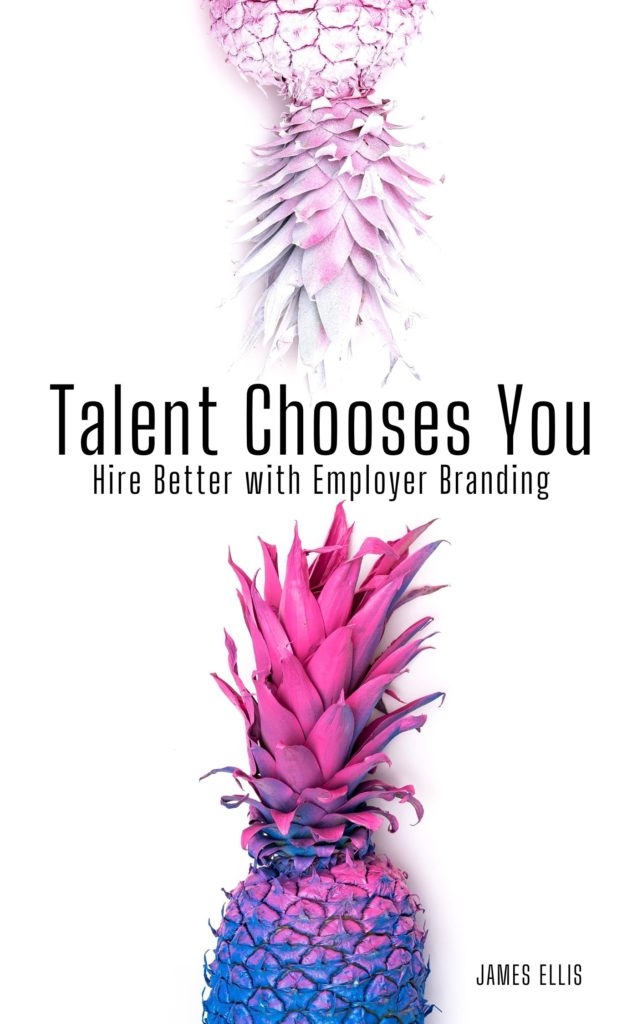 Talent chooses you: employer brand cover